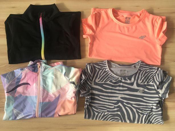 Bluzy i koszulki 4f zestaw