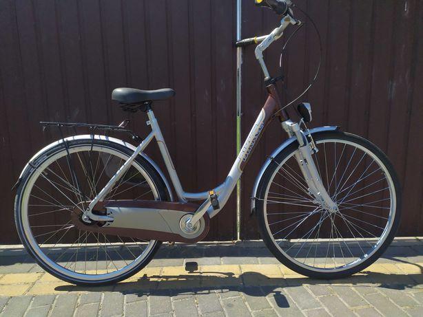 Rower Bikkel Holender 28 damka 7-b nexus aluminium