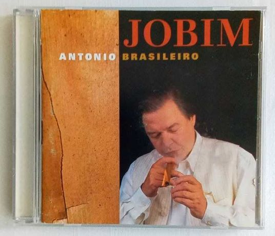 Tom Jobim CD - ''Jobim Antonio Brasileiro''
