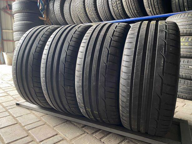 лето 225/45/R17 7мм 2019г Dunlop Sport MAXX RT 4шт резина шины