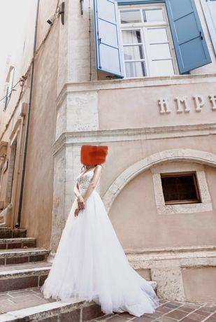 Продам свадебное платье Pollardi коллекция Daria Karlozi