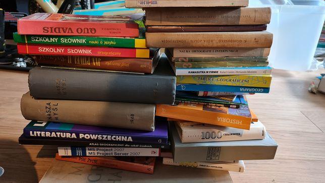 Książki do oddania
