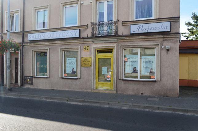 Lokal handlowy Bank Apteka Ubezpieczalnia Telefonia komórkowa