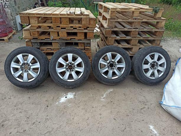 Продам комплект колес 195/65/R15 h91