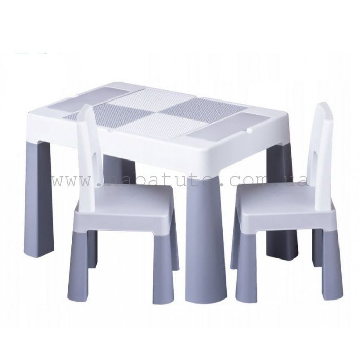 Комплект мебели Tega Multifun столик и 2 стульчика Киев - изображение 1