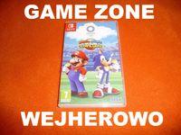 Mario Sonic Olympic Games Tokyo 2020 Nintendo Switch = Wejherowo