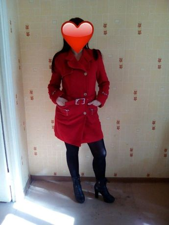 Пальто, осень 400 руб.