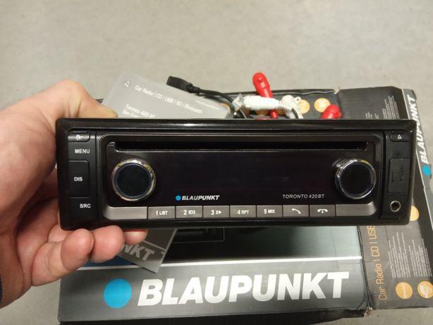 Radio Blaupunkt Toronto 420 BT Radioodtwarzacz samochodowy