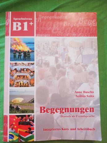 Begegnungen Lehrerhandbuch B1+Integriertes Kurs- und Arbeitsbuch