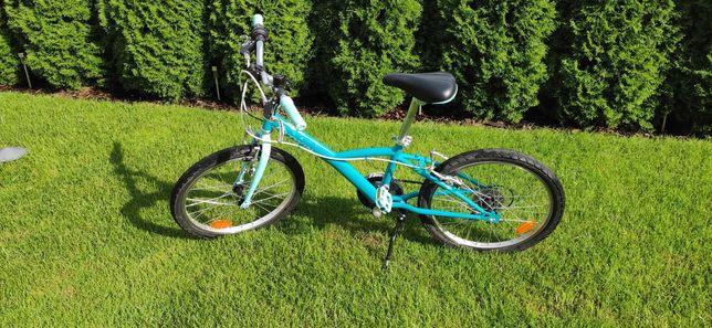 Rower dziecięcy 20 cali Btwin Original 120