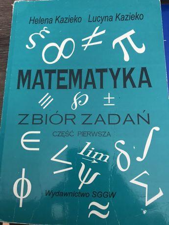 Matematyka SGGW Lucyna i Helena Hazieko