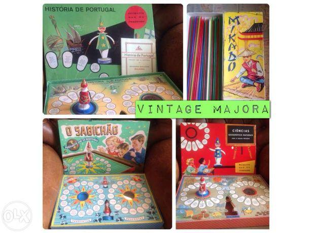Jogos antigos Majora.