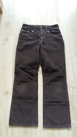 spodnie, sztruksy Dolce & Gabbana w rozm S