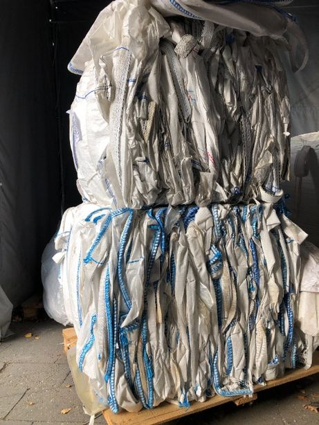 BIG BAG BAGI BEGI BIGI 500 kg 750 kg 1000 kg na zboże owies
