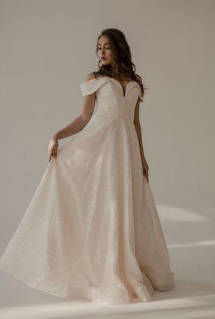 Платье выпускное / свадебное