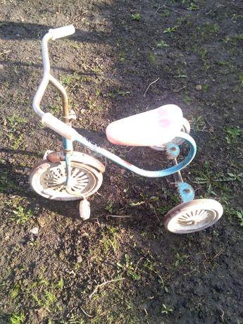 Продам детский велосипед мишутка СССР
