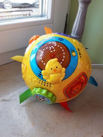 Vtech, edukacyjna Hula-Kula, Kula małego smyka, zabawka interaktywna