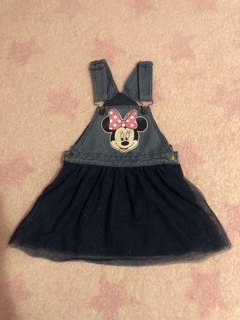 Sukienka Disney rozm 104