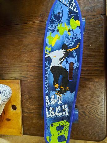 Пенни Борд(Скейт)