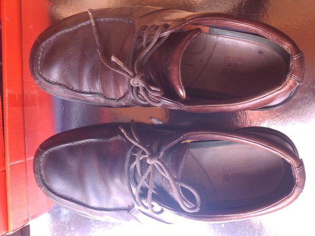 Туфли мужские р.46, 29 см, оригинал Timberland, натуральная кожа