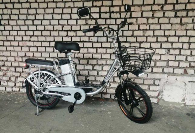 Электровелосипед состояние 10 из 10