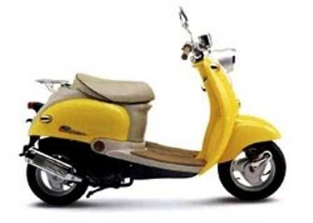 Moto Acelera 50 Jincheng