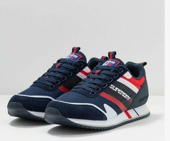 SUPERDRY nowe sneakersy r.41