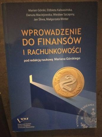 Wprowadzenie do Finansów i Rachunkowości - Marian Górski