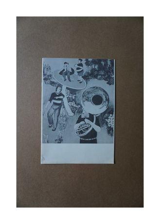 Catálogo Carlos Carreiro 1978 Galeria 111 (Exposição Arte)