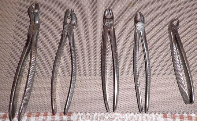 стоматологический инструмент (щипцы)
