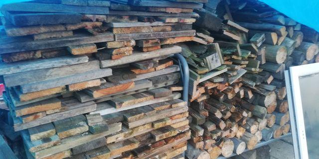 Sprzedam drewno opałowe, pocięte