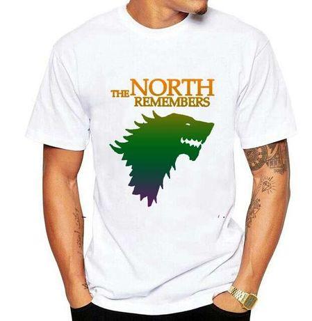 T-shirt Guerra dos Tronos - Game of Thrones