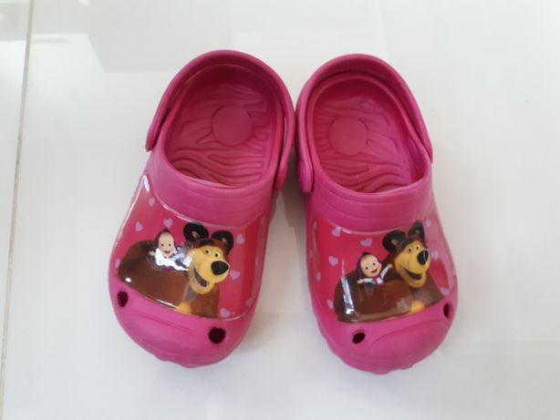 Sandałki klapki dziecięce 22