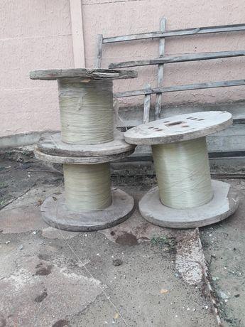 Катушки для электрокабеля