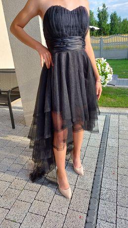 Piekna suknia wieczorowa, weselna i sylwestrowa syl Lou