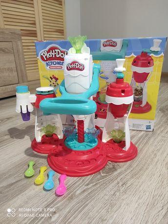 Play- doh Fabryka lodów E1935