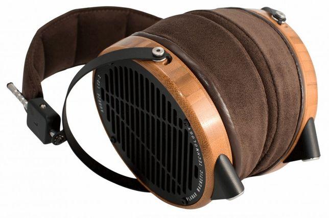 Audeze LCD 2 headphones bambus e alcantara