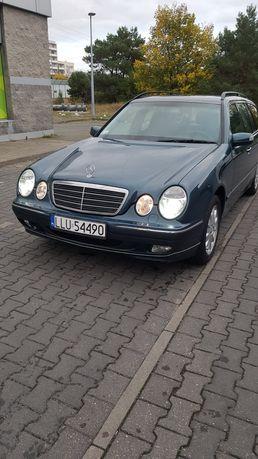 Sprzedam lub zamienię Mercedes klasa E W 210 CDI Elegance