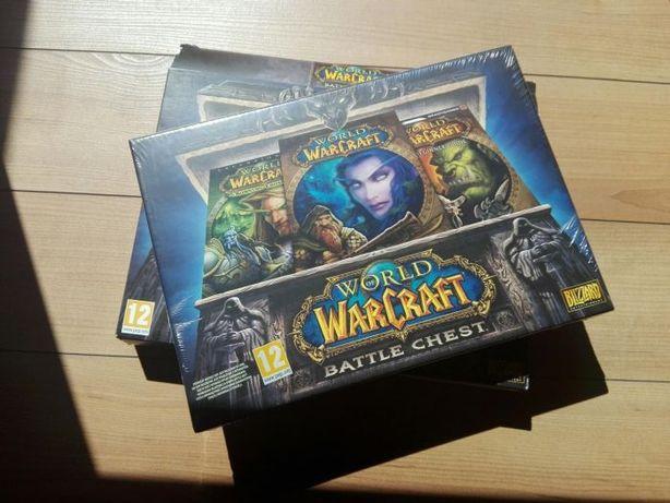 Warcraft WOW Battle Chest Nowa