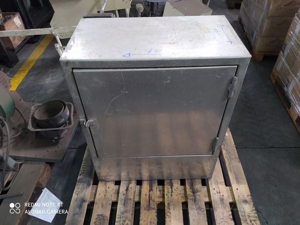 Caixa de ferramentas para carrinha em alumínio
