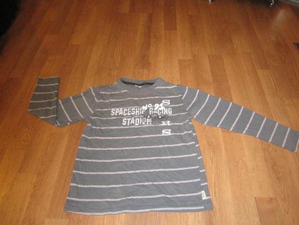 bluza bluzka chłopięca140cm