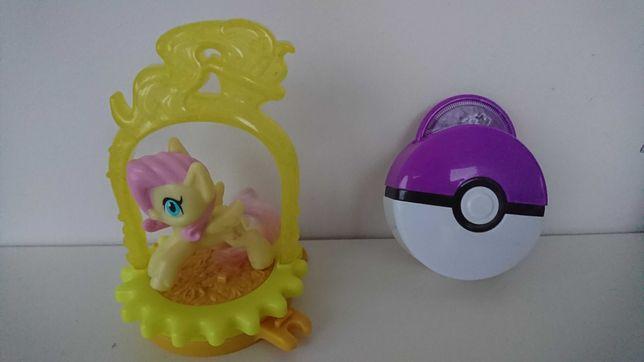 Игрушки макдональдс пейнтбол пони флаттершай my little pony