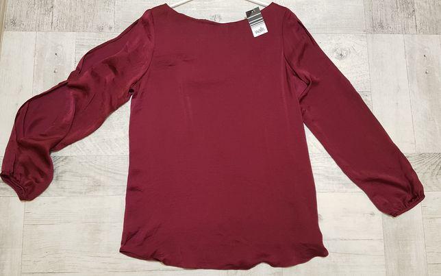 Koszula Wallis bordo 42 bluzka