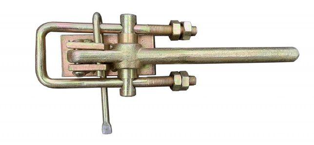 Spinacz burty do przyczep D35 D732 D47 D50 - LEWY