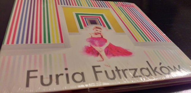 CD Furia Futrzaków - oryginalna płyta