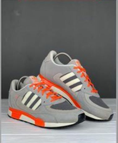 Оригінальні шкіряні кроси Adidas 42,5