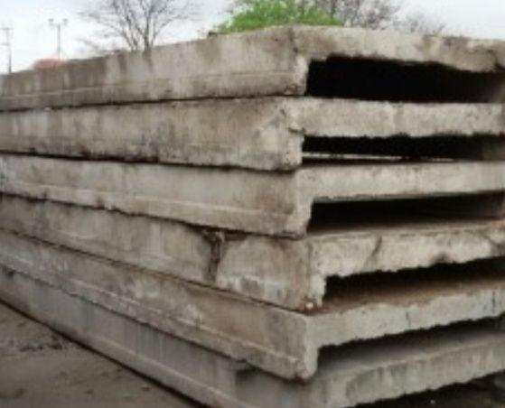 Продам плиты перекрытия  5 шт - 1000 грн