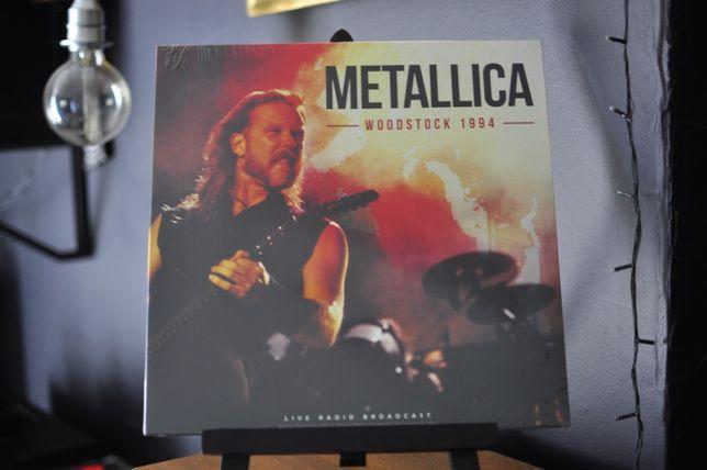 Metallica – Woodstock 1994 / Winyl Heavy Metal, Thrash
