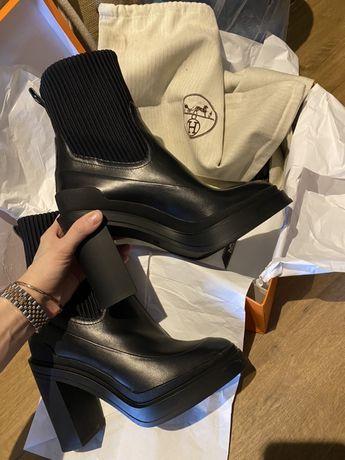 Женские ботинки , ботильоны Hermes оригинал
