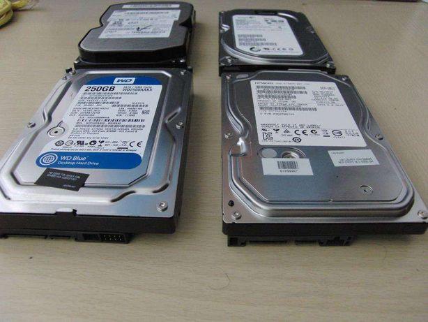 Discos SATA 250GB 3.5 Polegadas - Várias Marcas